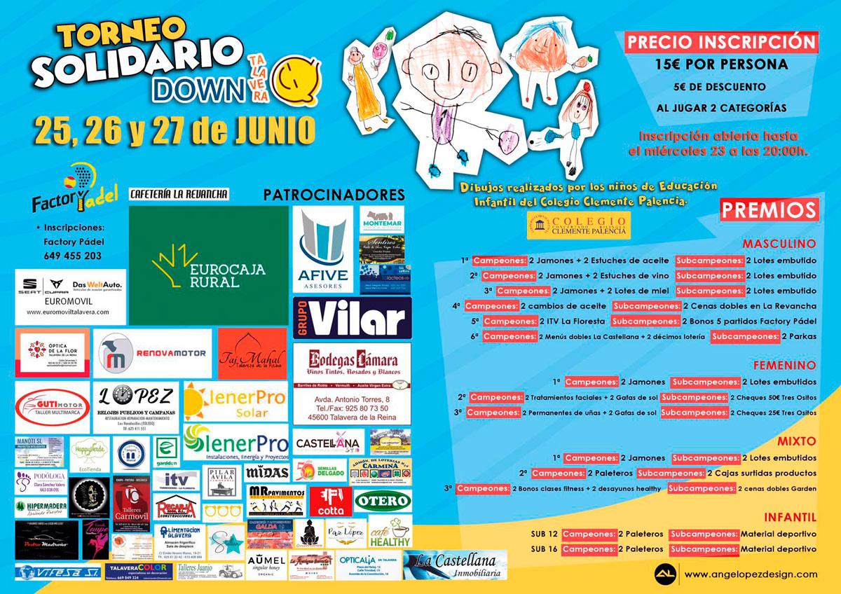 Torneo Padel Down Talavera
